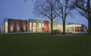 Dewaters Art Center. Home of The Flint Institute of Arts